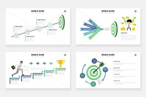 Инфографика целей