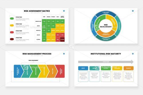 Инфографика управления рисками