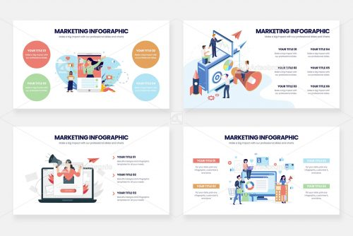 Инфографика цифрового маркетинга