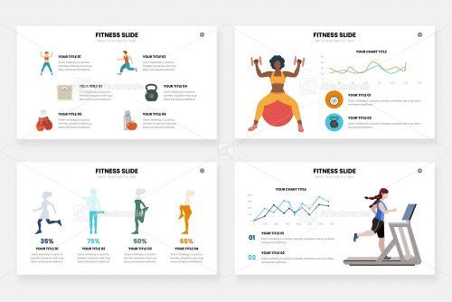 Инфографика фитнеса