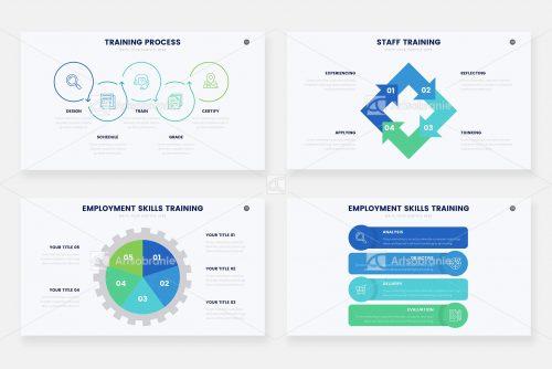 Инфографика обучения