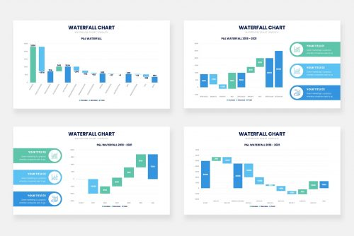 Диаграммы валютных водопадов